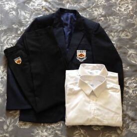 BOURNSIDE school uniform - age 14/15