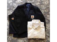 BOURNSIDE school uniform - age 14/15