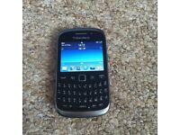Blackberry Curve - B grade condition - Unlocked