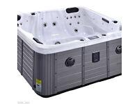 Arden Spas Happy Hot Tub
