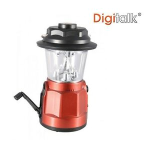 PORTABLE DYNAMO LED LANTERN RADIO WITH BUILT-IN COMPASS Hope Valley Tea Tree Gully Area Preview
