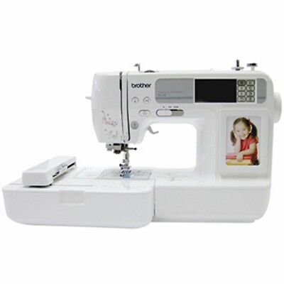 Brother Sewing Machine Embroidery HE240 Factory Remanufactured + Bonus