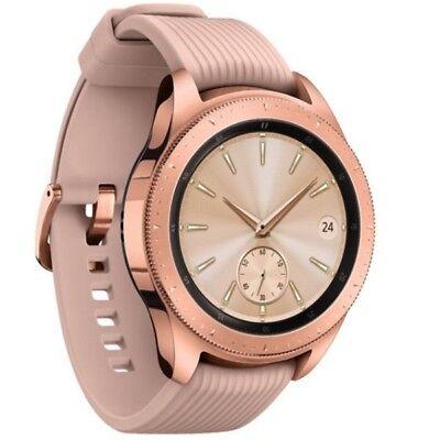 Samsung Galaxy Wary of SM-R810 42mm Rose Gold (Bluetooth) Smartwatch International