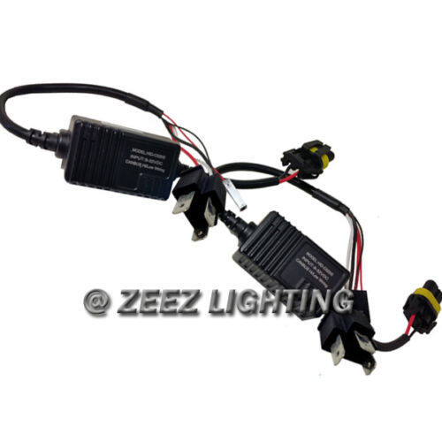 H4/HB2/9003 HID Canbus Decoder Anti-Flicker Bulb Out Error Warning Canceller