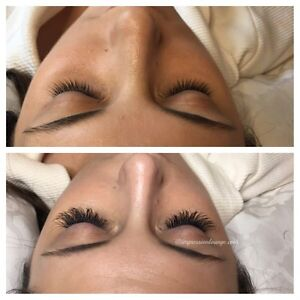 Eyelash extension set SPECIAL from a reputable brand  London Ontario image 2