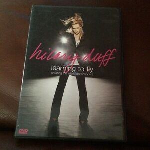 Hilary Duff: Learning to Fly (DVD)