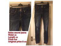 Salsa secret jeans