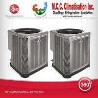 Installation Réparation de Thermopompe Fournaise Air Climatiseur