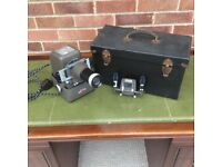 Vintage Slide Equipment