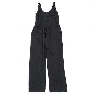 OSKLEN  Blended fabric plain stich overalls Size M(K-37578)