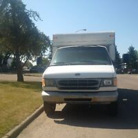2000 Ford E-450 Van Cab and Chassis Dually 7.3L Diesel