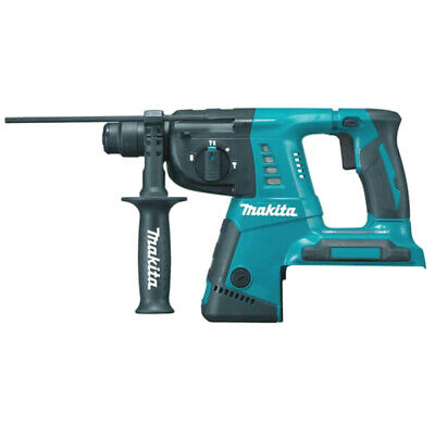 Makita Dhr263z Twin 3618v 26mm Sds Plus Rotary Hammer Drill Body Only