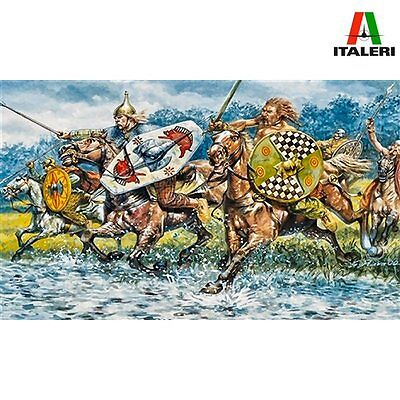 Italeri 6028 Roman Cavalry 1st Century BC 1/72 scale plastic model kit