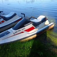 1991 Yamaha Waverunner 650 Blown