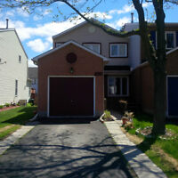 3 bed 3bathroom-endunit townhome- $1550- Orleans- Aug 1st