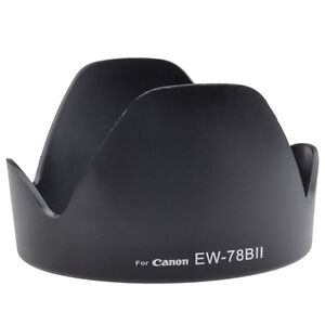 EW-78B II EW-78BII Lens Hood for Canon EF 28-135mm IS New
