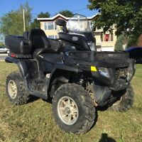Polaris sportsman 800 touring