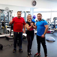 Personal Trainer with 22 years of experience in fitness!