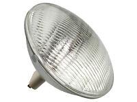 6 x 1000W theatre PAR 64 lamps CP61 (NSP) & CP62 (MFL) GX-16D fitting