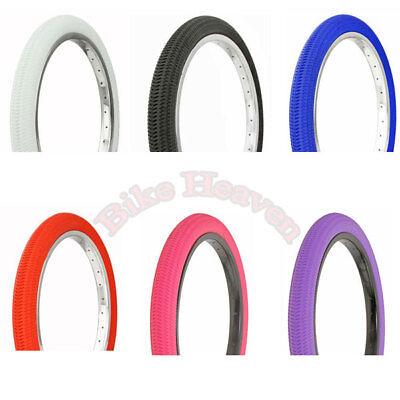 NEW ORIGINAL DURO 18x1.95 Bicycle Tires Tyre Dash Youth Kids Child BMX Cruiser Kids Bicycle Tires