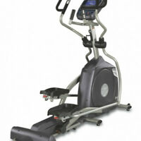 Elliptical With 20% Incline and 10 Year Parts Warranty