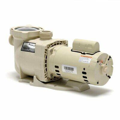 Pentair 1.5 HP 340039 Standard Efficiency SuperFlo Swimming Pool -