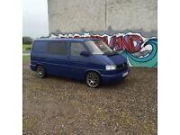 VW Transporter T4. Camper / Day Van. 1 owner. 120k miles. 11 months MOT