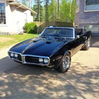 68 convertible fire bird for sale 28K or OBO.