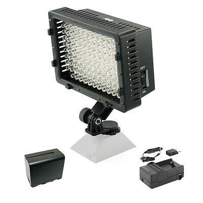 Pro Xb-1 Led On Camera Video Light F970 For Sony Fx7 V1u ...