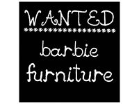 ***WANTED*** Barbie Furniture