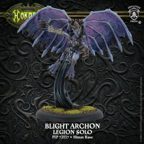 Hordes Legion of Everblight Blight Archon Pack PIP73117 Privateer Press