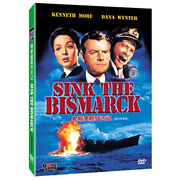 Sink The Bismarck DVD