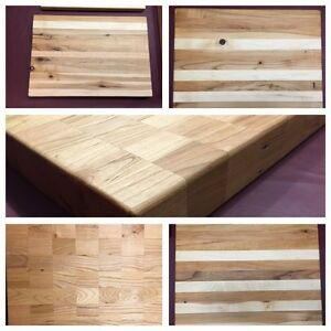 Solid wood cutting boards Oakville / Halton Region Toronto (GTA) image 1