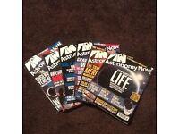 6 Astronomy now magazines