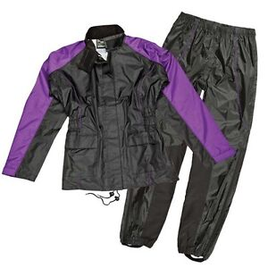 New with Tags Women's Plus Size Joe Rocket RS2 2 piece Rainsuit