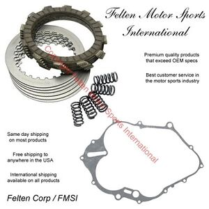 Yamaha-Raptor-660-YFM660R-Complete-Heavy-Duty-Clutch-Repair-Kit-amp-Gasket-01-05