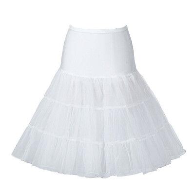 1950s Costume Retro Underskirt Swing Vintage Petticoat Rockabilly Rock N - Rock N Roll Costume