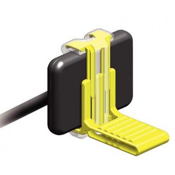 Dentsply 55-9902 XCP-DS Fit Sensor Holder Posterior Bite Wing Blocks Yellow 2/Pk