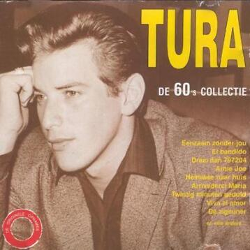 cd - Tura - De 60s Collectie