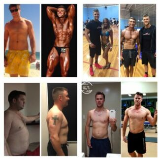 Body Transformation Coaching - In Person or Online