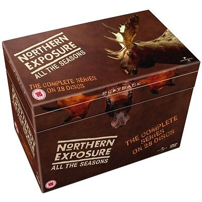 Northern Exposure: Complete Collection Series (Season) 1 2 3 4 5 6 Box Set | DVD