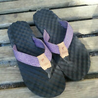 Womens Size 7 - NEW Purple Flojos Sandals