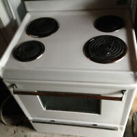 washer, oven, dryer