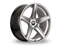 """19"""" Staggered AVA Vegas wheels for Mercedes C-CLass 5x112 Etc"""