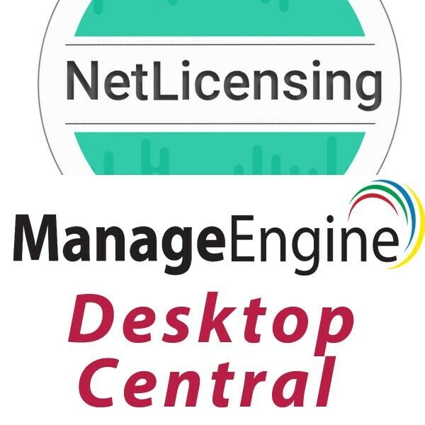ManageEngine Desktop Central License, Perpetual/Full Feature