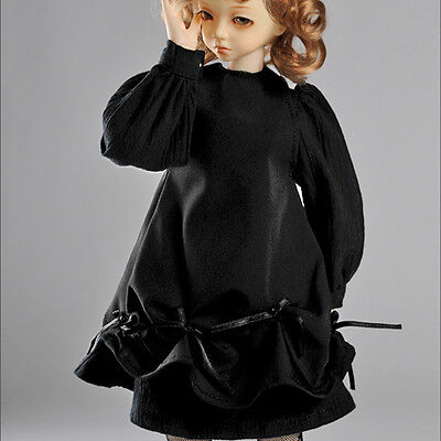 """B5 Dollmore 26.7 /"""" BJD loose gown Model F and M Black Celestial Gown"""
