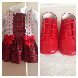 Spanish Outfit & Shoes