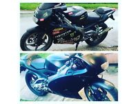 Aprilia rs 125 (Full Power)