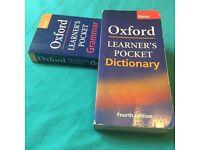 Oxford dictionary & grammar
