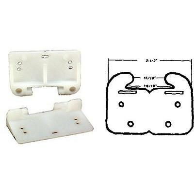 24 Pk U S Hardware Mobile Motor Home RV Cabinet Drawer Slide 2/Pk WP-8814C